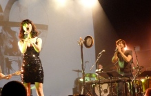 Kimbra and Gotye